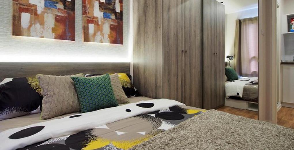 ภาพห้องตัวอย่าง ลุมพินี วิลล์ พระนั่งเกล้า-ริเวอร์วิว คอนโดวิวเจ้าพระยา