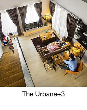 The Urbana +3