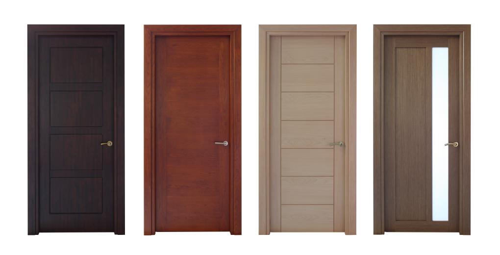 การเลือกซื้อประตูไม้