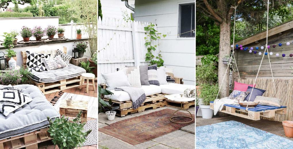 เพิ่มมุมพักผ่อนนั่งเล่นในสวน