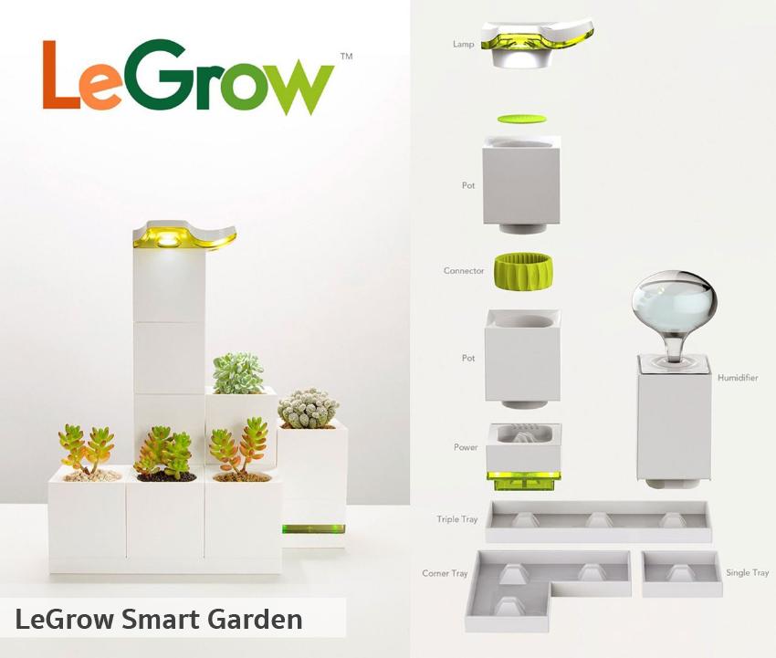 The LeGrow Smart Garden