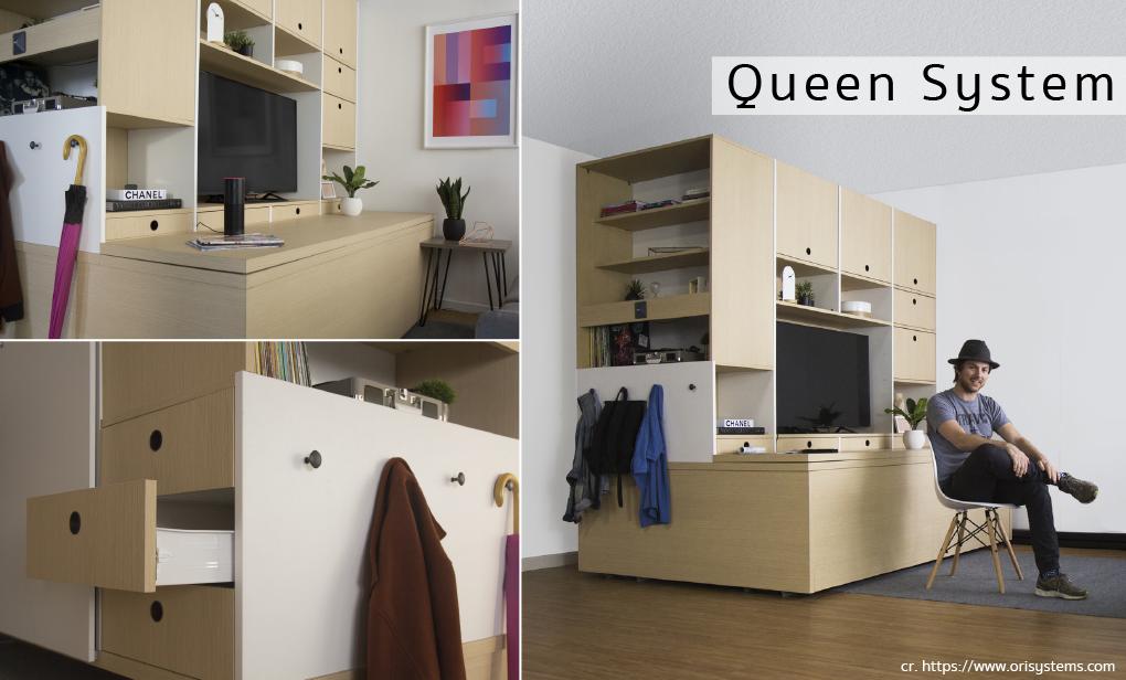 Ori Queen System