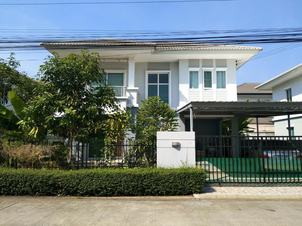 ขาย บ้าน แขวงวังทองหลาง เขตวังทองหลาง กรุงเทพมหานคร, ภาพที่ 1