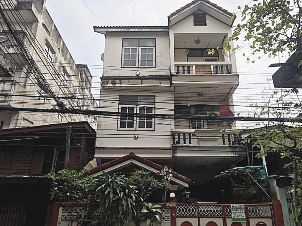 ขาย บ้าน แขวงบางซื่อ เขตบางซื่อ กรุงเทพมหานคร, ภาพที่ 1