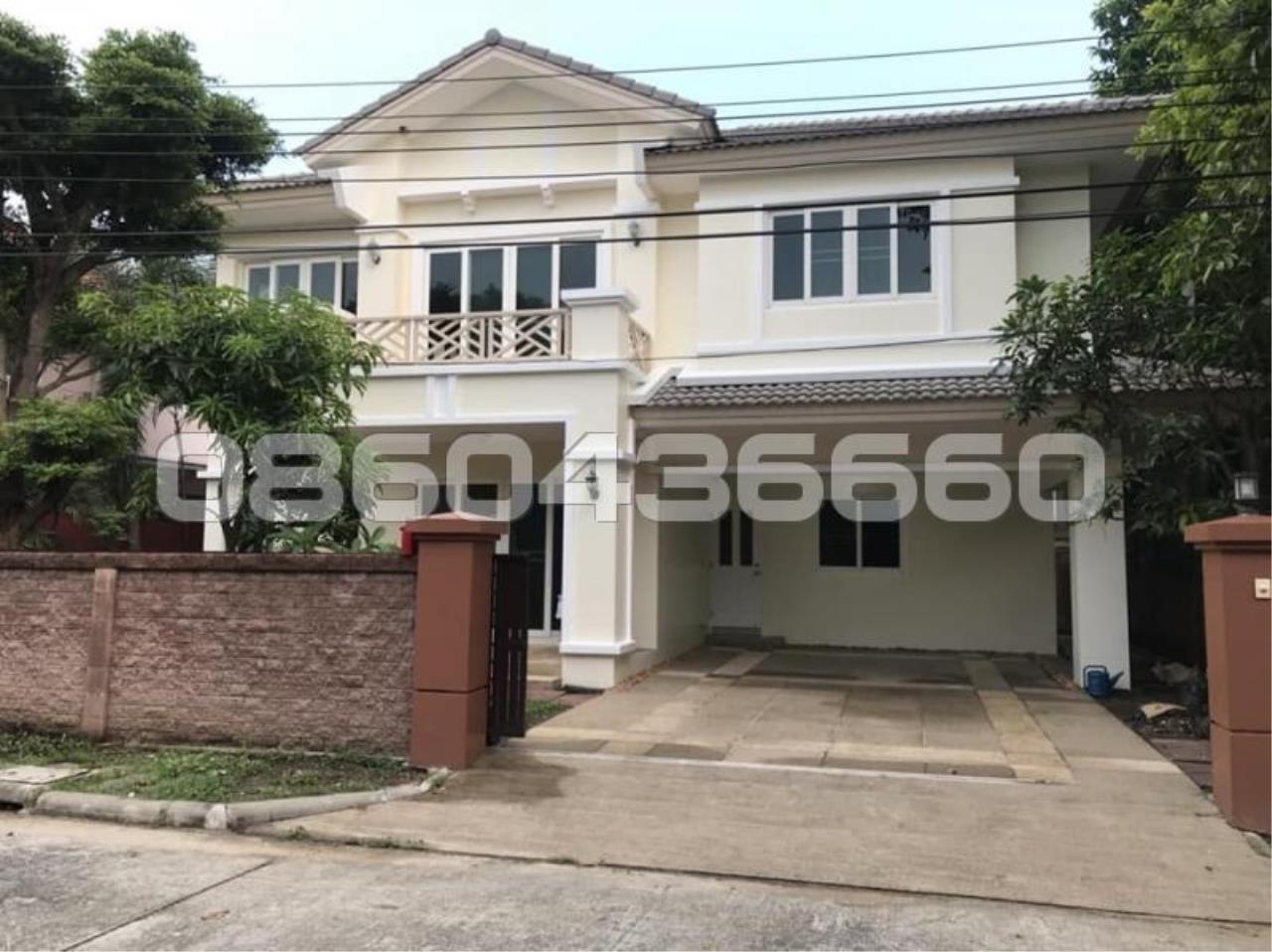 ขาย บ้าน แขวงนวลจันทร์ เขตบึงกุ่ม กรุงเทพมหานคร, ภาพที่ 1