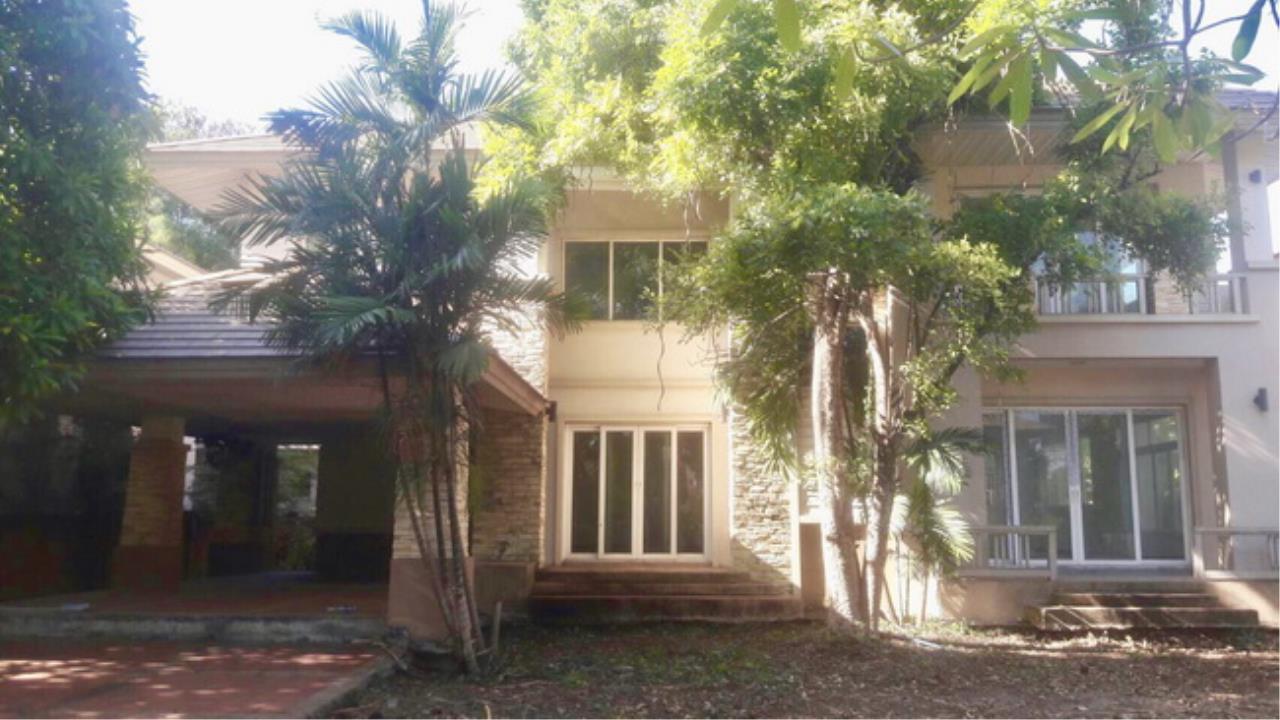 38351 - Single house Nusasiri village on Bangna - Trad Km12 Plot size 151 sqw, ภาพที่ 1