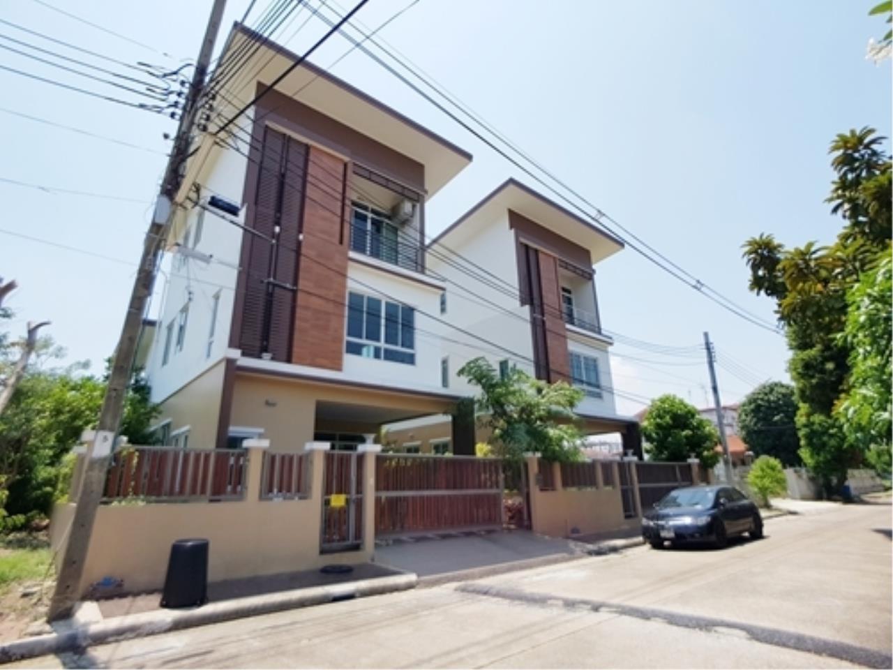 ขายบ้าน ศาลาธรรมสพน์ ทวีวัฒนา กรุงเทพมหานคร, ภาพที่ 1