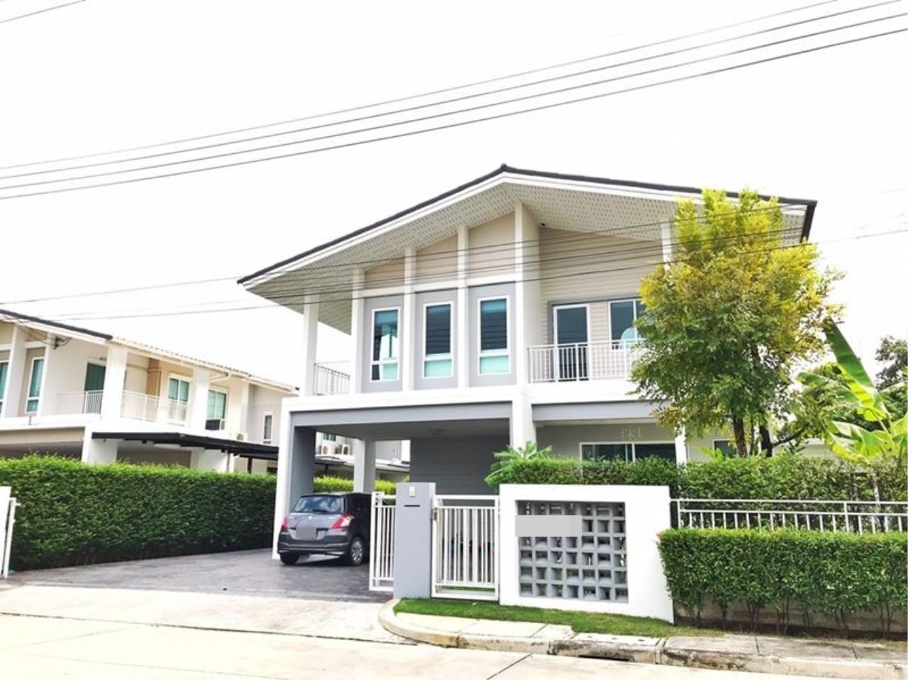 ขาย บ้าน แขวงสามวาตะวันตก เขตคลองสามวา กรุงเทพมหานคร, ภาพที่ 1