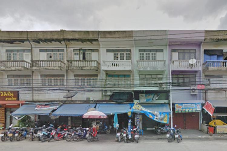 อาคารพาณิชย์ ถนนบางศรีเมือง - บรรยากาศ - 2