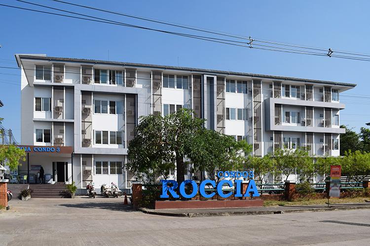 ร็อคเซีย คอนโด 3 - บรรยากาศ - 2
