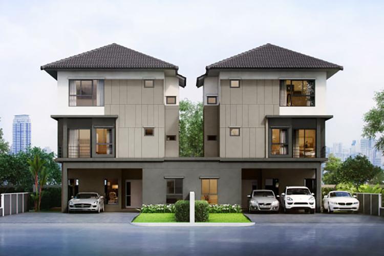 บ้านกลางเมือง เดอะอิดิชั่น พระราม 9 - พัฒนาการ - บรรยากาศ - 3