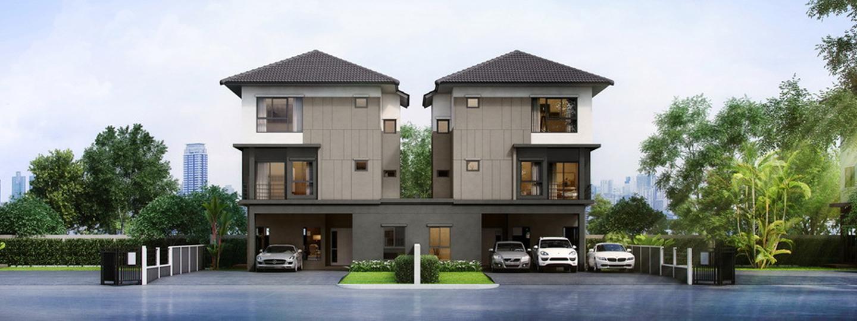 ภาพหลัก -  บ้านกลางเมือง เดอะอิดิชั่น พระราม 9 - พัฒนาการ