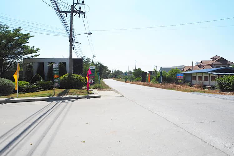 พฤกษ์พิมาน 5 ถนนกาญจนาภิเษก-ลาดปลาดุก - บรรยากาศ - 1