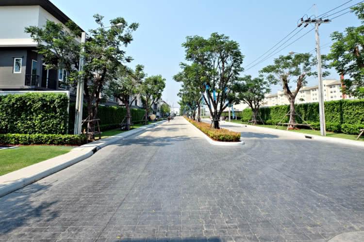 บ้านกลางเมือง สวนหลวง - บรรยากาศ - 3