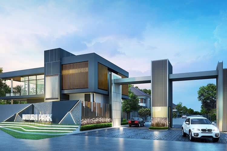 เนเทอร์ร่า พาร์ค บ้านใหม่-โคกกรวด - บรรยากาศ - 1