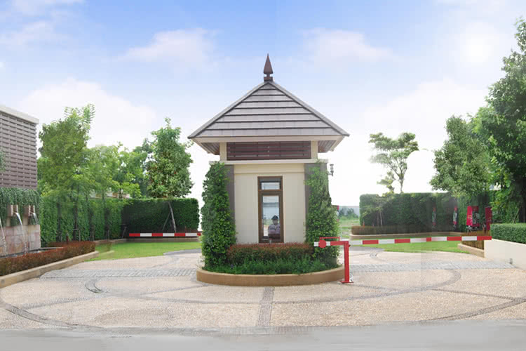บ้านนนทกร สุขุมวิท-เทพารักษ์ กม.1 - บรรยากาศ - 4