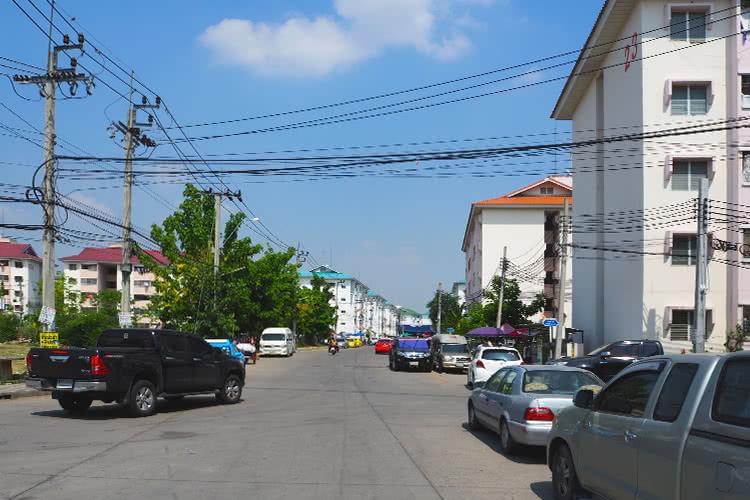 บ้านเอื้ออาทรนนทบุรี (วัดกู้2) - บรรยากาศ - 2