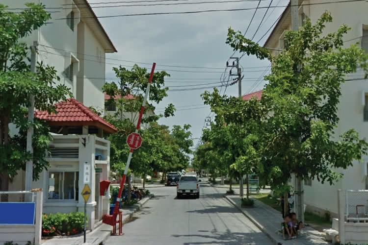 บ้านเอื้ออาทรเมืองใหม่ บางพลี - บรรยากาศ - 2
