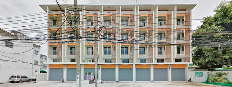 ภาพหลัก -  อาคารพาณิชย์ถนนท่าน้ำนนท์