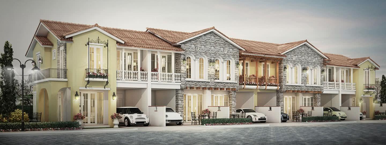 ภาพหลัก -  บ้านเปี่ยมสุข ทัสคานี พัฒนาการ 44