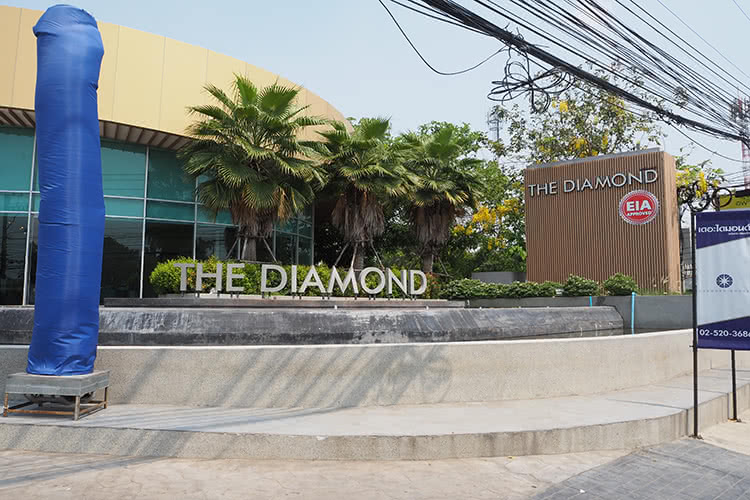 เดอะ ไดมอนด์ นวนคร-ตลาดไท - บรรยากาศ - 2
