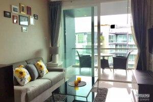 ให้เช่า คอนโด ในโครงการApus Condominium ตำบลหนองปรือ อำเภอพนัสนิคม จังหวัดชลบุรี