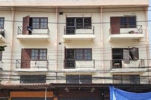 ขายอาคารพารณิชย์ 3 ชั้น ในหมู่บ้านเบญจทรัพย์ ถนนรังสิต-นครนายก อ.ธัญบุรี จ.ปทุมธานี