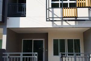 ขายทาวน์โฮม ในโครงการ ซิตี้โฮม 2 ชั้น บ้านเกาะ · บ้านเกาะ · เมืองนครราชสีมา · นครราชสีมา