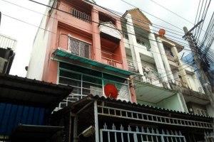 ขาย ทาวน์โฮม แขวงหนองบอน เขตประเวศ กรุงเทพมหานคร