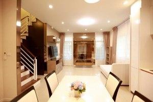 ขายทาวน์โฮม ในโครงการ ฮาบิทาวน์ โฟลด์ ติวานนท์-แจ้งวัฒนะ  2 ชั้น ตกแต่งพร้อมอยู่ มีสิ่งอำนวยความสะดวกพร้อม บ้านใหม่ · บ้านใหม่ · บ้านใหม่ · บ้านใหม่ · บ้านใหม่ · บ้านใหม่ · เมืองปทุมธานี · ปทุมธานี