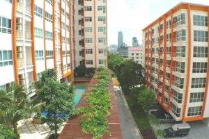 ให้เช่าคอนโด ในโครงการ PG Rama 9 ห้วยขวาง กรุงเทพมหานคร