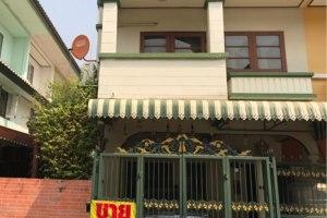 ขาย ทาวน์เฮ้าส์ หมู่บ้านบัวทองธานี ทาวน์เฮ้าส์นนทบุรี
