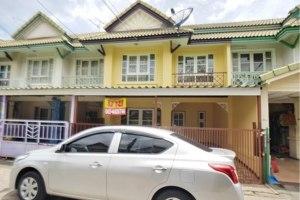 ขาย ทาวน์เฮ้าส์ หมู่บ้าน พฤกษา 13 รังสิต คลอง 3 Pruksa 13 Rangsit – Klong 3