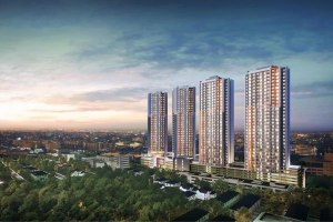 ขายอาคารพาณิชย์ ในโครงการ Artisan Ratchada ห้วยขวาง ห้วยขวาง กรุงเทพมหานคร