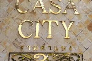 ขาย สำนักงาน ในโครงการCasa City Ramkhamhaeng แขวงหัวหมาก เขตบางกะปิ กรุงเทพมหานคร