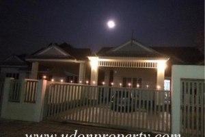 ขายบ้าน หนองบัว เมืองอุดรธานี อุดรธานี