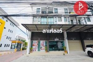ขายอาคารพาณิชย์ 4 ชั้น เสม็ด · เมืองชลบุรี · ชลบุรี