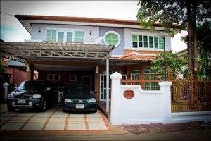ขายบ้านเดี่ยว 2 ชั้น สีวลี 2 คลองสอง สภาพดี พร้อมอยู่ ประชาธิปัตย์ · ธัญบุรี · ปทุมธานี