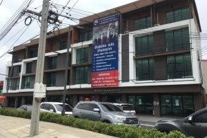 ขายหรือให้เช่าสำนักงาน ในโครงการ Biz pattanakarn ประเวศ กรุงเทพมหานคร