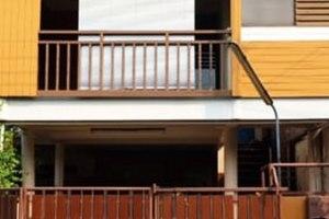 ให้เช่าทาวน์โฮม 2 ชั้น 4 ห้องนอน ประชาราษฎร์ 8 ใกล้บิ๊กซีติวานนท์ MRT สีม่วง สวนใหญ่ · เมืองนนทบุรี · นนทบุรี