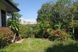 ให้เช่าบ้านเดี่ยวชั้นเดียว good area, great atmosphere - green views of rice fields at the back of the house. สันปูเลย · ดอยสะเก็ด · เชียงใหม่