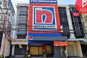 ขายอาคารพาณิชย์ 5 ชั้น งามวงศ์วาน บางกระสอ · เมืองนนทบุรี · นนทบุรี