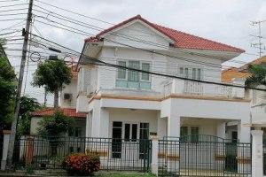 เช่าบ้าน ในโครงการ มณีรินทร์ รัตนาธิเบศร์ บ้านเช่ารัตนาธิเบศร์ MRT House for rent ไทรม้า · ไทรม้า · เมืองนนทบุรี · นนทบุรี