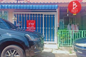 ขายทาวน์โฮม สุขสิริวิลล์ นาป่า · เมืองชลบุรี · ชลบุรี