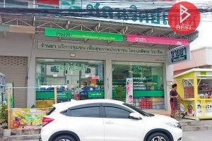 ขายอาคารพาณิชย์ ดอนหัวฬ่อ · เมืองชลบุรี · ชลบุรี