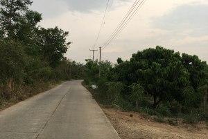 ขายที่ดินพร้อมพืชผลไม้ ถนนสระบุรี-โคราช เขาเพิ่ม · บ้านนา · นครนายก