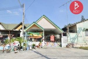 ขายทาวน์โฮม ในโครงการ บุญประทานปาร์ควิว บ้านสวน · บ้านสวน · เมืองชลบุรี · ชลบุรี