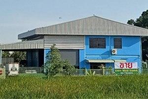 ขาย โกดัง / โรงงาน แขวงลำต้อยติ่ง เขตหนองจอก กรุงเทพมหานคร