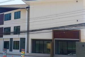 เช่าอาคารพาณิชย์ ติดถนนนันทารามอาคาร 3 ชั้น หายยา · เมืองเชียงใหม่ · เชียงใหม่