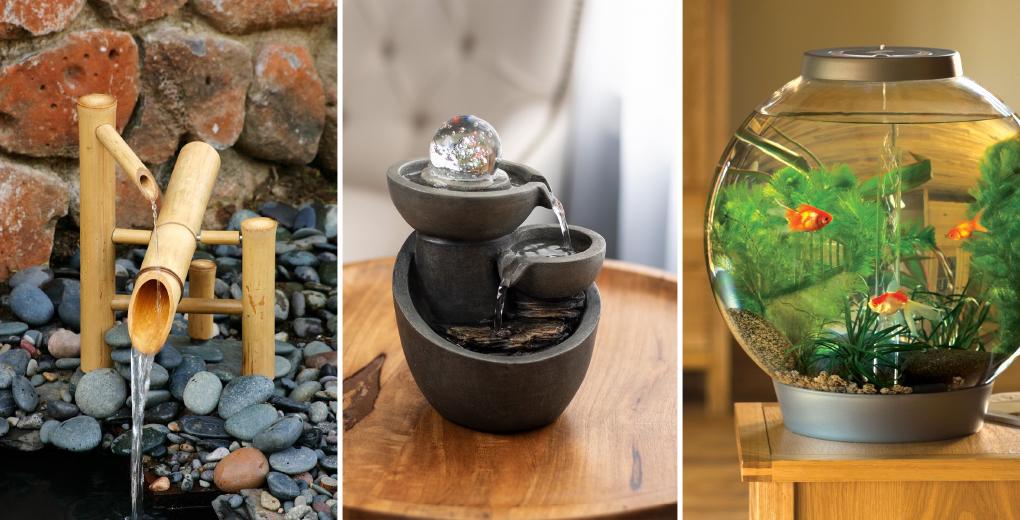 3. เพิ่มน้ำในบ้าน ช่วยคลาดเครียดได้เป็นอย่างดี